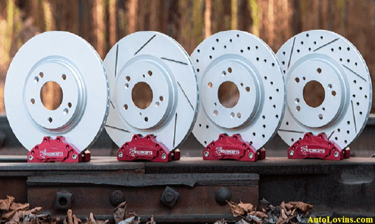 How to Choose the Right Brake Rotor Pattern