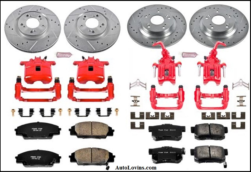 How to buy Power stop brakes