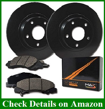 Max Advanced Elite OE Series Brake Rotors