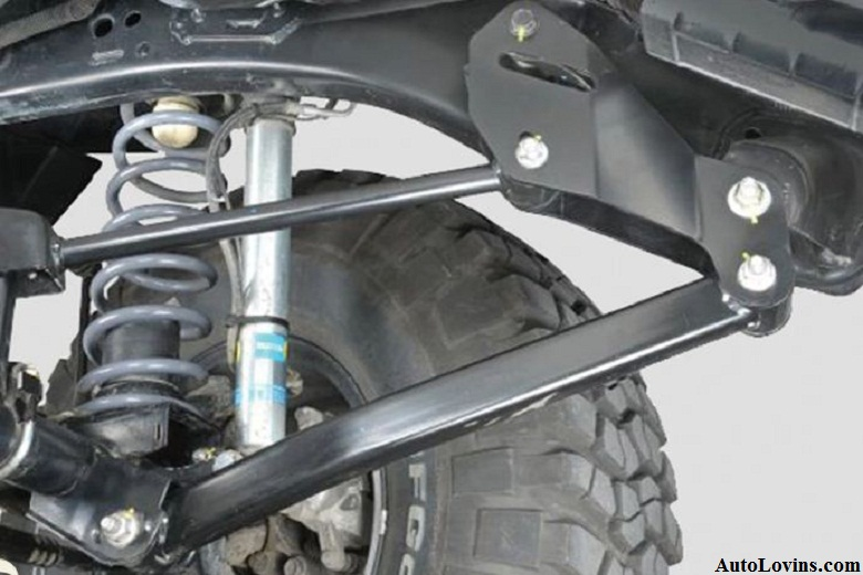 Key Features of a Control Arm