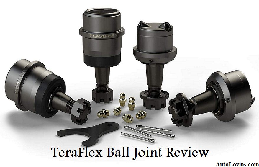 TeraFlex Ball Joint Review