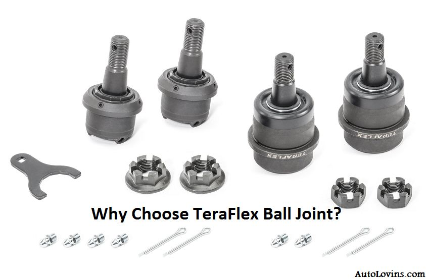 Why Choose TeraFlex Ball Joint