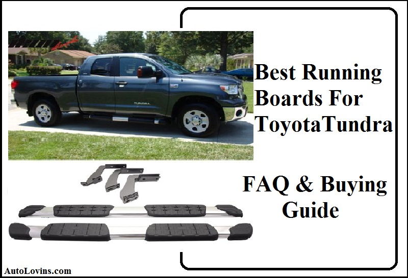 best running boards for toyota tundra