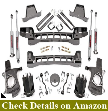 """Rough Country 6"""" Lift Kit Compatible w/ 1999-2006"""