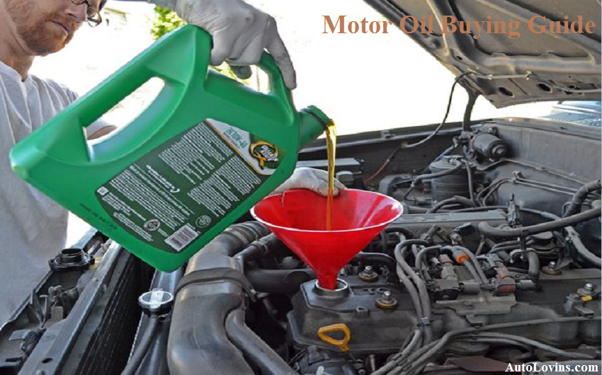 Toyota tacoma motor oil buying guide