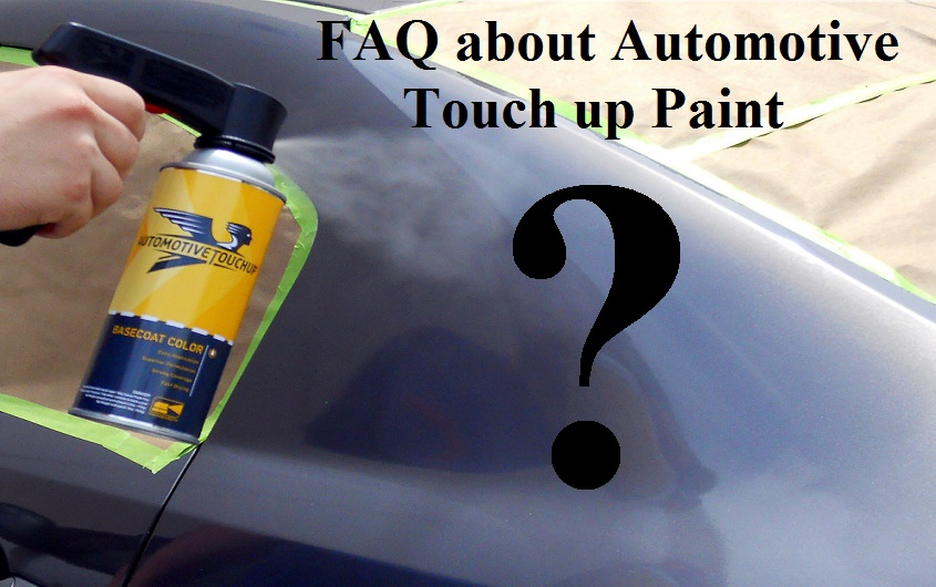 touch up paint FAQ