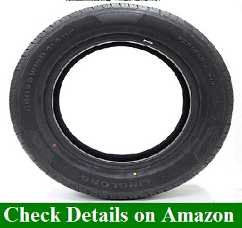 Crosswind 4X4 HP All-Season Radial Tire-255 60R17 106H