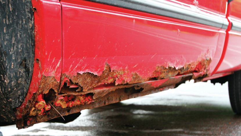 Stop rust on your car