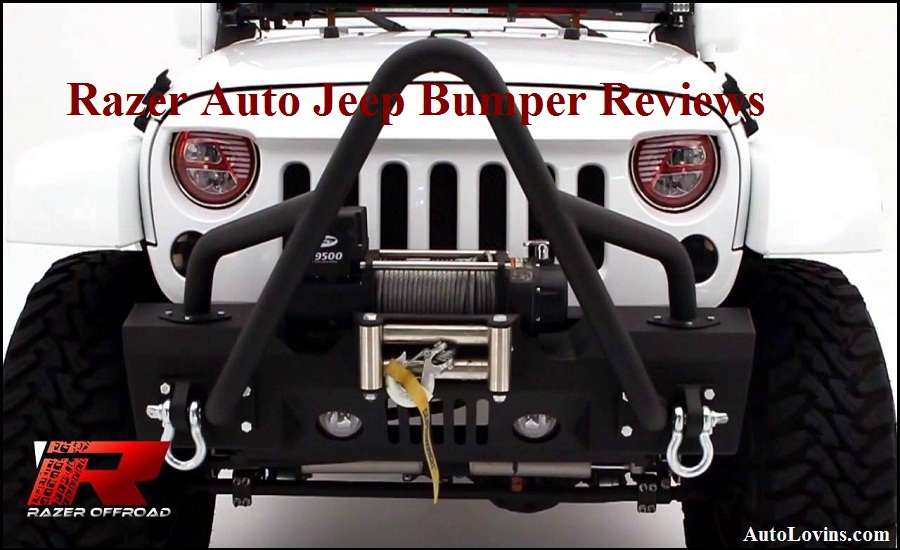 Razer Auto Jeep Bumper Reviews