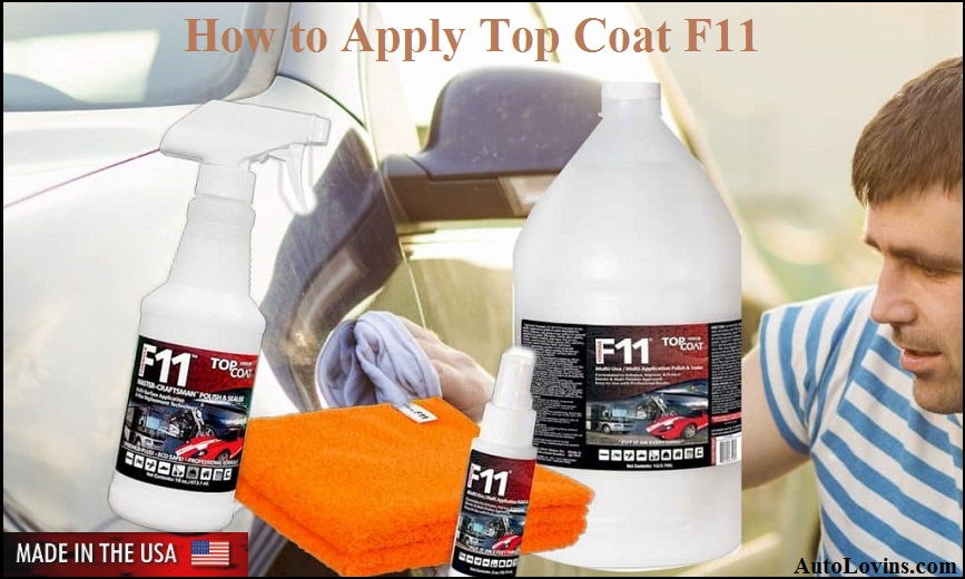 How to Apply Top Coat F11