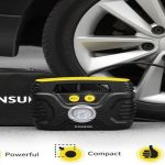 Kensun Portable Air Compressor Review