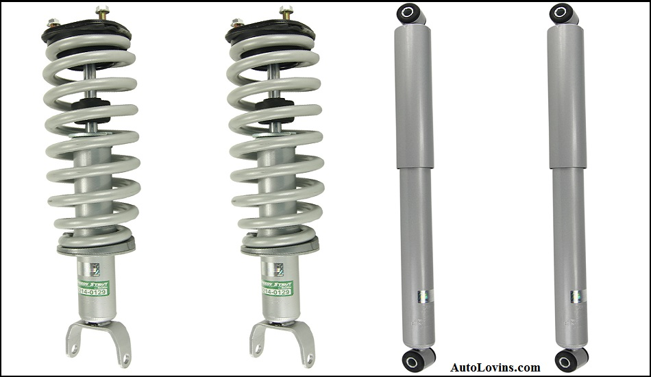 Sensen shocks absorber review