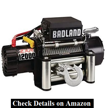 Badland ZXR 12000 lb Electric Winch