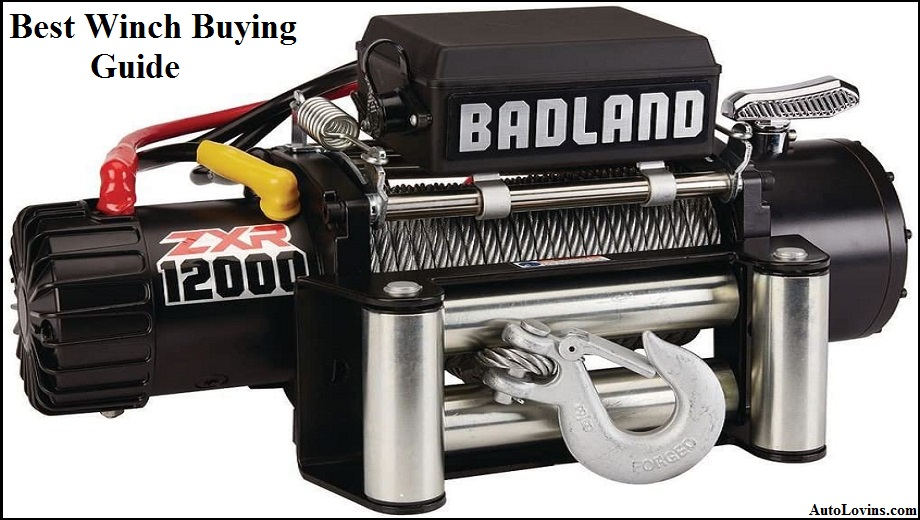 Best Winch buying Guide