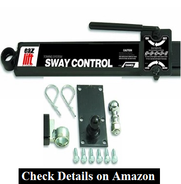 EAZ LIFT 0224.2014 Screw-On Sway Control