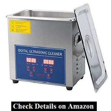 CO-Z 3L Professional Ultrasonic Cleaner with Digital Timer