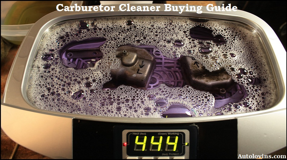 Carburetor Cleaner Buying Guide