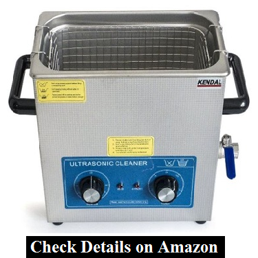Kendal Commercial Grade 9 Liters 540 Watts HEATED ULTRASONIC CLEANER