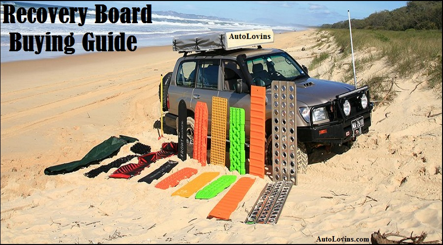 Recovery board buying guide