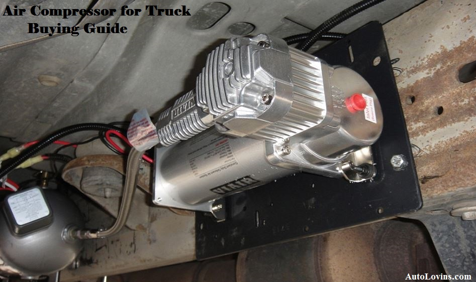 Air Compressor for Truck Buying Guide